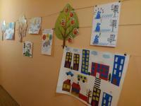 Конкурс детского творчества по безопасности дорожного движения среди воспитанников детского сада «Дорога глазами детей»
