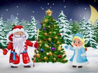 В детском саду состоялись новогодние утренники